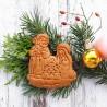 Stempel i foremka - Święta Rodzina