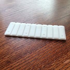 13 mm / Organizer liter do alfabetu