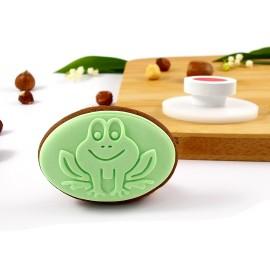 Stempel do lukru i ciastek -Żabka