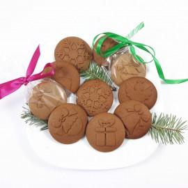 stempelki do ciastek świąteczne komplet